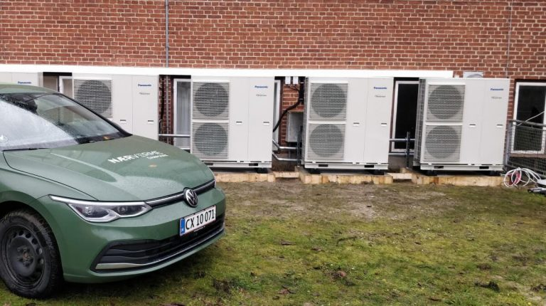 varmepumper til erhverv anmeldelse af Nærvarme Danmark