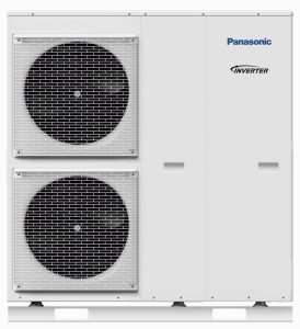 9 kW luft/vand varmepumpe abonnement - anmeldelse case