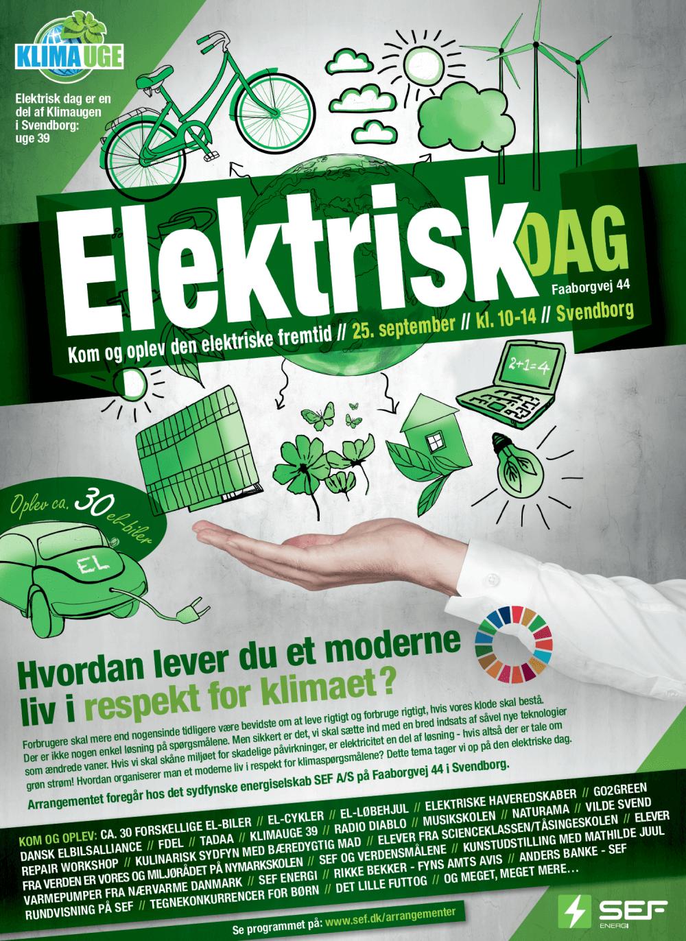 Elektriskdag - kom og oplev den elektriske fremtid